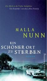 Malla Nunn Ein Sch Ner Ort Zu Sterben Literatur Blog
