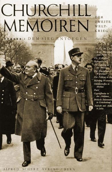 Winston S. Churchill: Der zweite Weltkrieg