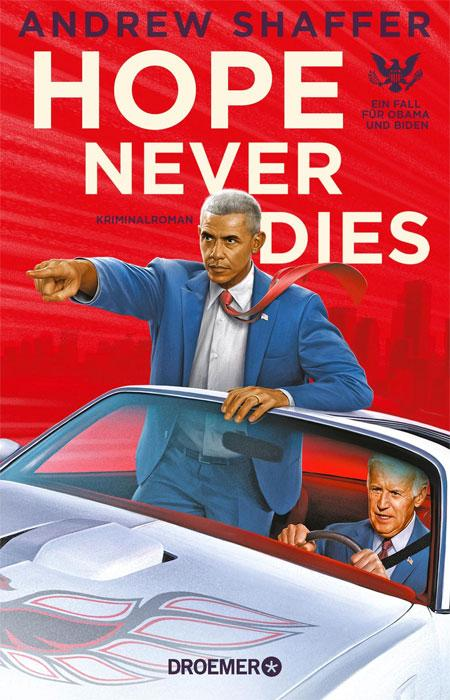 Andrew Shaffer: Hope Never Dies