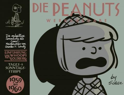 Charles M. Schulz: Peanuts Werkausgabe 5: 1959 - 1960
