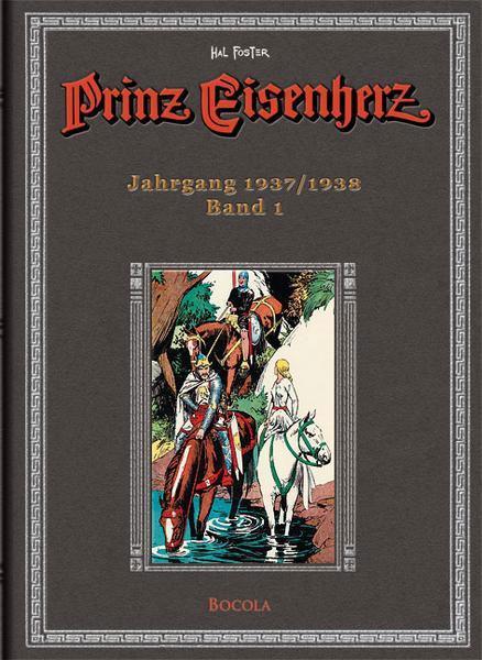 Harold R. Foster: Prinz Eisenherz
