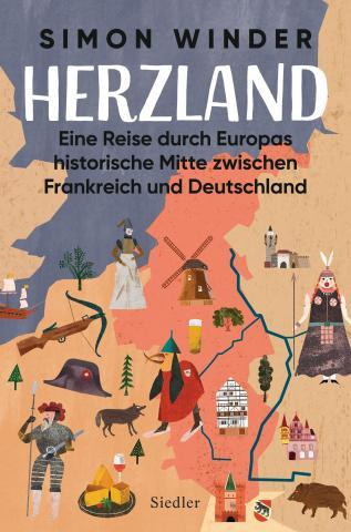 Simon Winder: Herzland