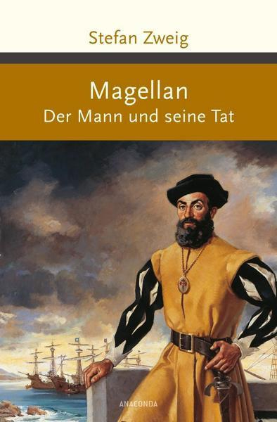 Stefan Zweig: Magellan