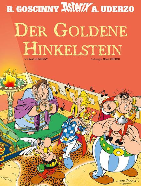Goscinny & Uderzo: Der Goldene Hinkelstein