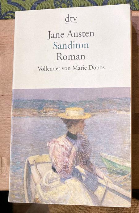 Jane Austen, Marie Dobbs: Sanditon