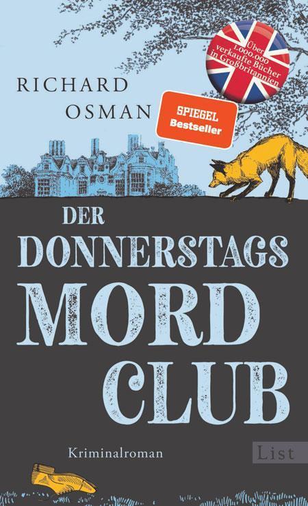 Richard Osman: Der Donnerstagsmordclub