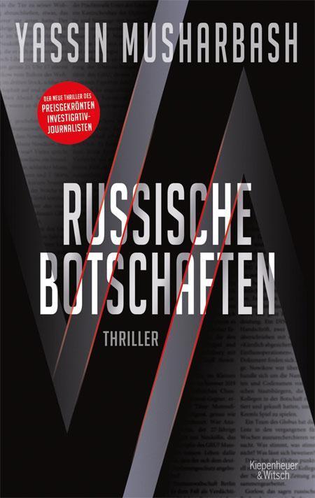 Yassin Musharbash: Russische Botschaften