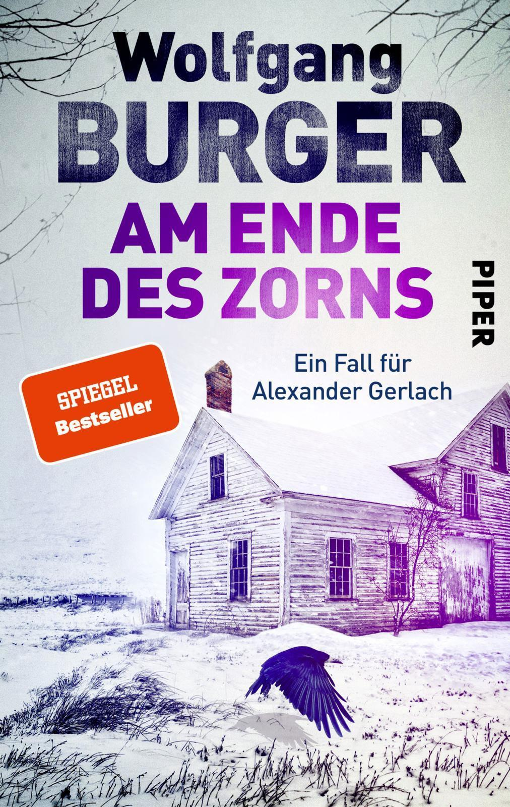 Wolfgang Burger: Am Ende des Zorns