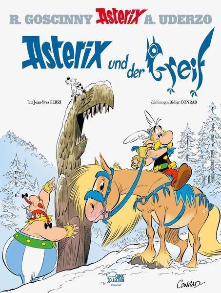 Ferri & Conrad: Asterix und der Greif