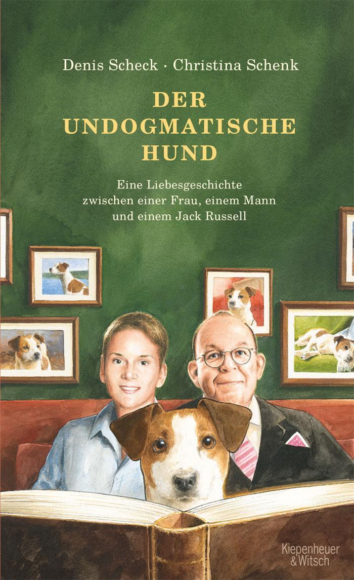 Denis Scheck, Christina Schenk: Der undogmatische Hund