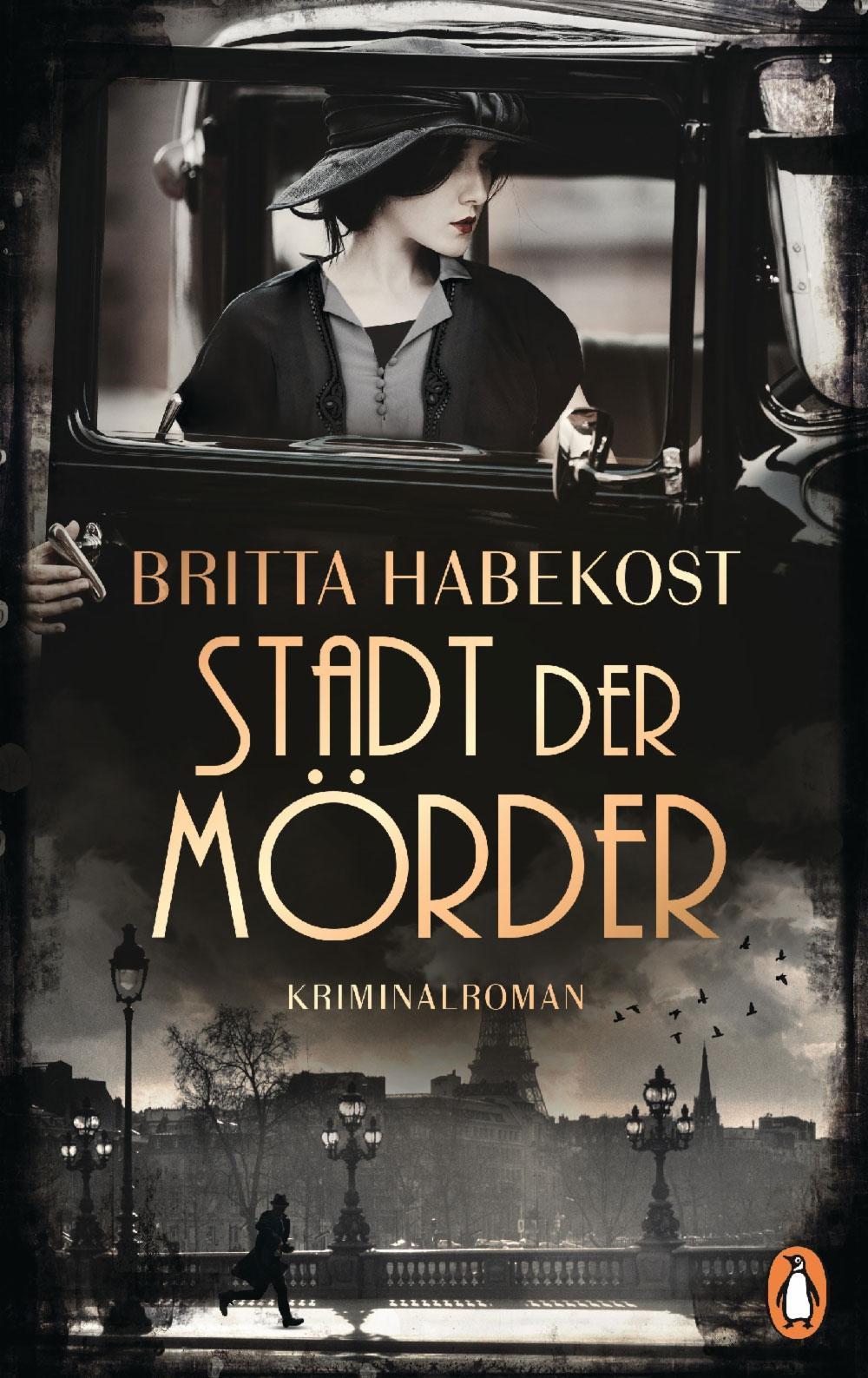 Britta Habekost: Stadt der Mörder